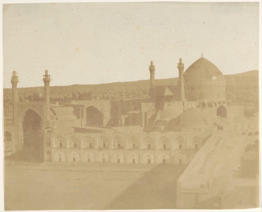 Yran, Piazza a Isphaan