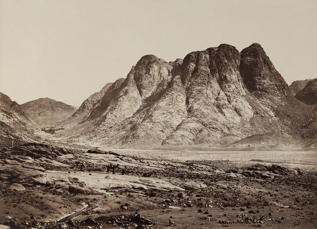 Mount Horeb - Sinai