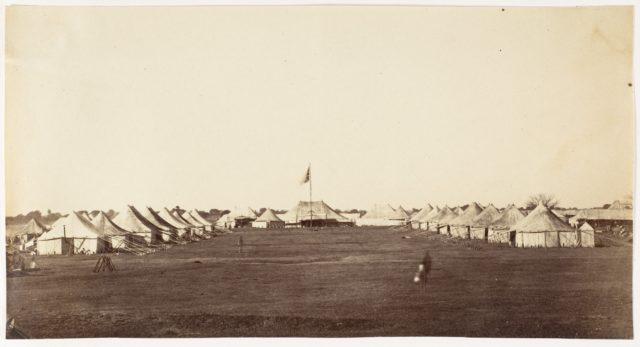 [Main Street, Governor General's Camp]