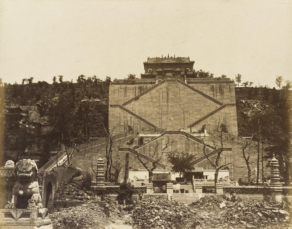 Emperor's Summer Palace, Peking