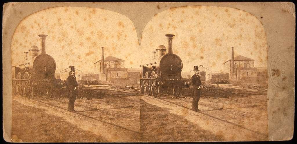 Locomotive No. 1, Sydney, 1858 - 1860 (4091215204)