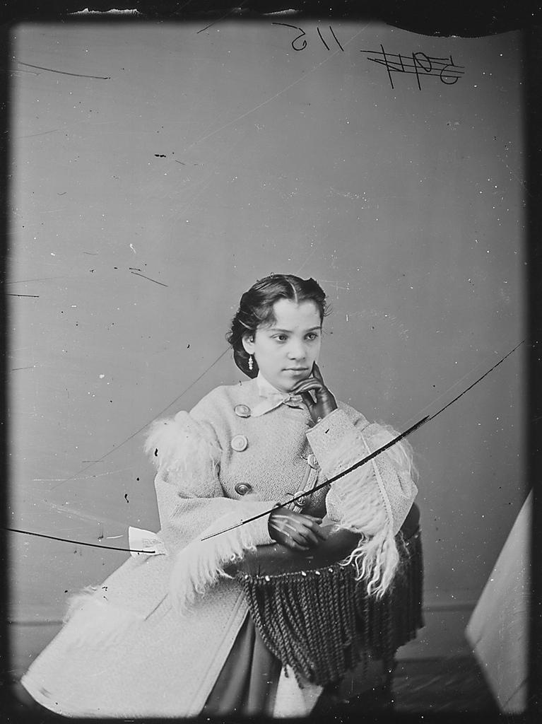 Miss Alice Harrison