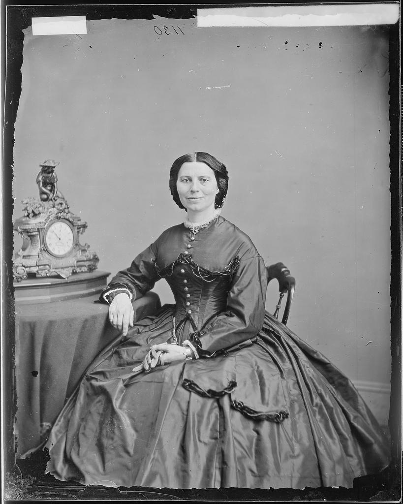 Miss Clara Barton
