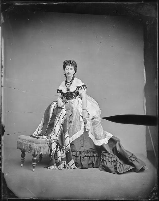 Miss Gottschalk, Actress