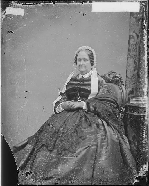 Mrs. Astor