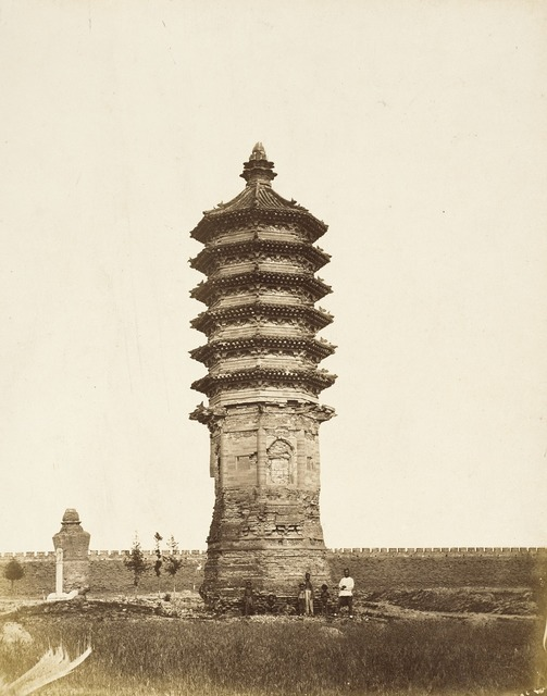 Multi-storied Pagoda, N. China
