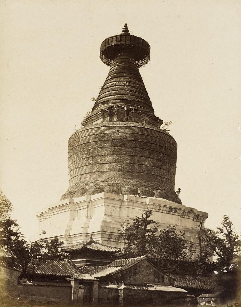 Pai t' a, Miao-ying Ssu, Peking