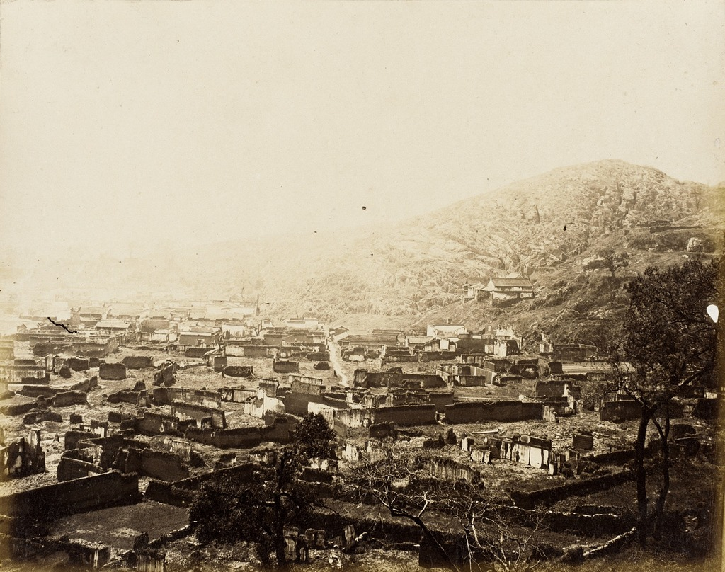 Ruined Village, N. China