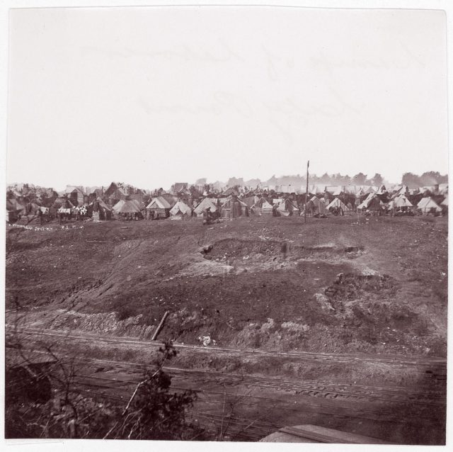 Camp of Laborers, City Point