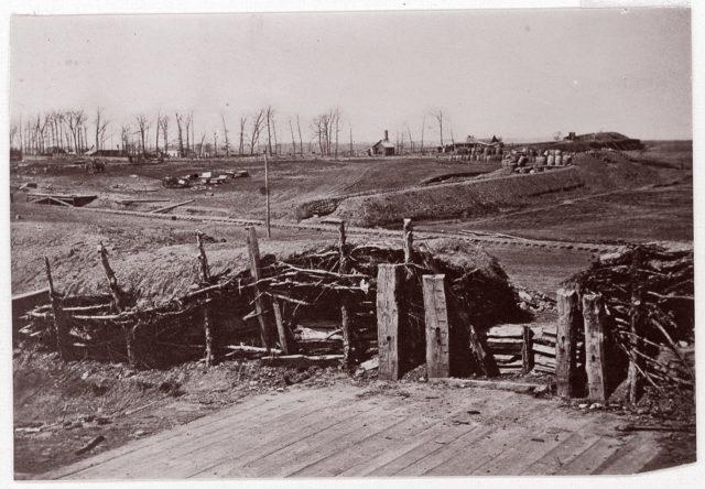 Fort Beauregard, Manassas, VA
