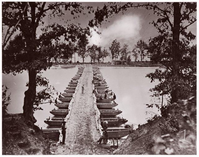 Fortifications at Manassas