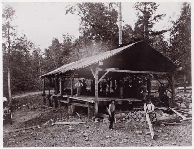 Government Saw Mill (Chattanooga)