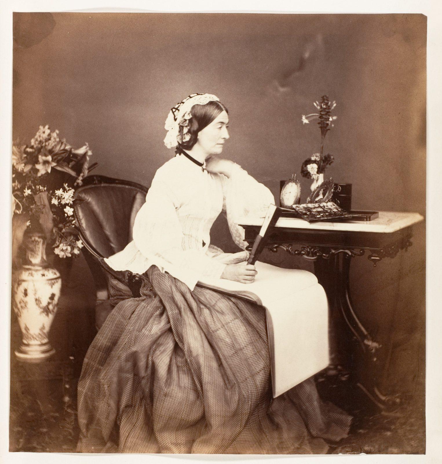[The Countess Canning, Calcutta]