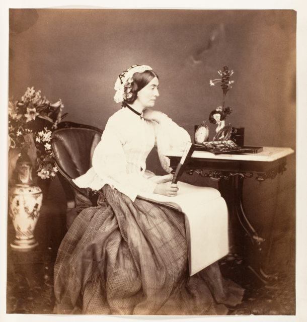 [The Countess Canning, Calcutta]