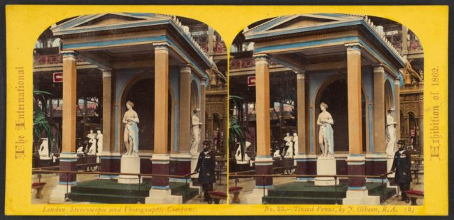 [86 Stereographic Views of The International Exhibition of 1862]