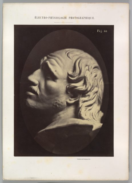 Figure 66: Head of Arrotino (the spy, the knife grinder, and so on)