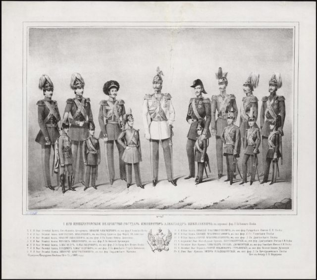 Alexander II liberator in popular publications.