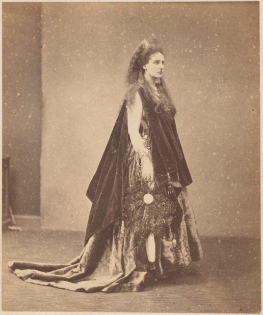 La Reine d'Étrurie