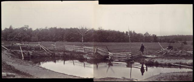 Wheat–Field in Which General Reynolds Was Shot
