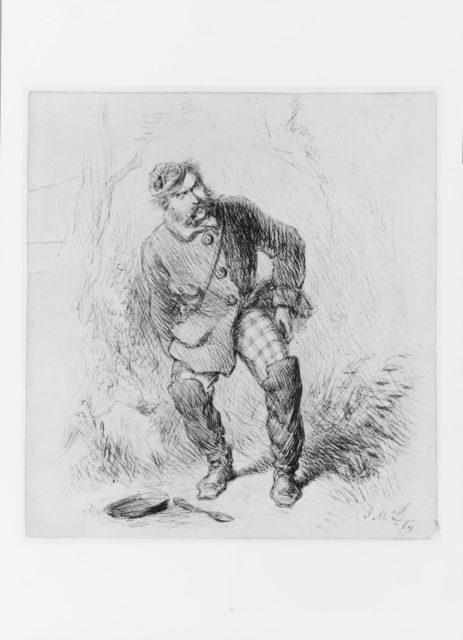 Scotsman (from McGuire Scrapbook)