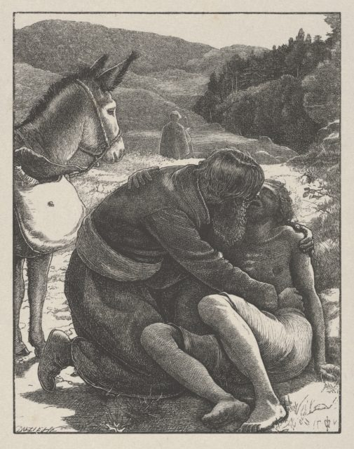 The Good Samaritan (The Parables of Our Lord and Saviour Jesus Christ)