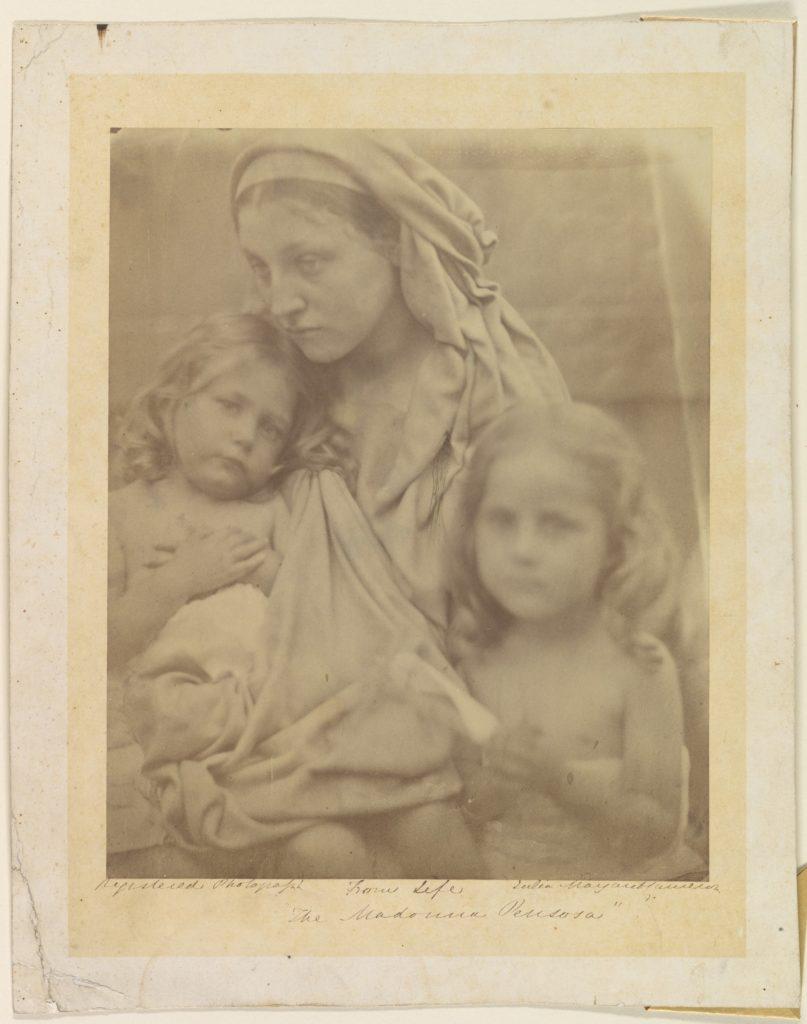 The Madonna Penserosa