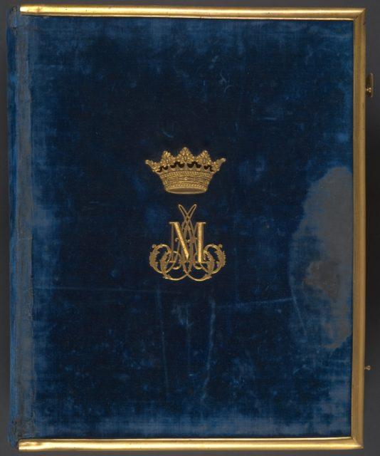 [Duc de Morny Album]