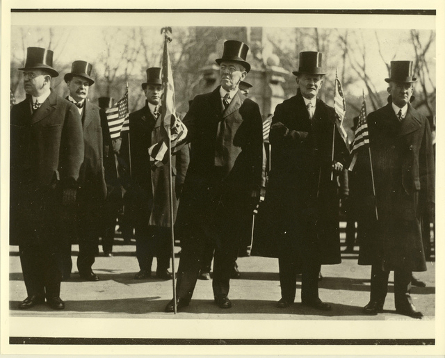 Wilson's Second Inauguration