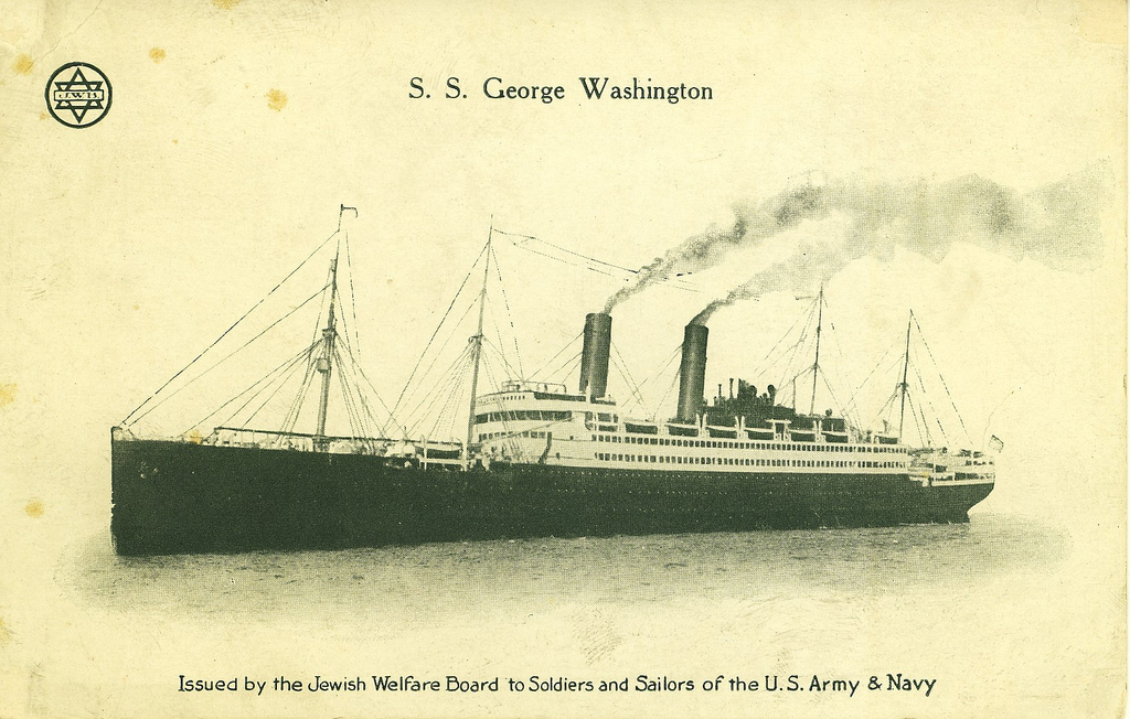 U.S.S. George Washington