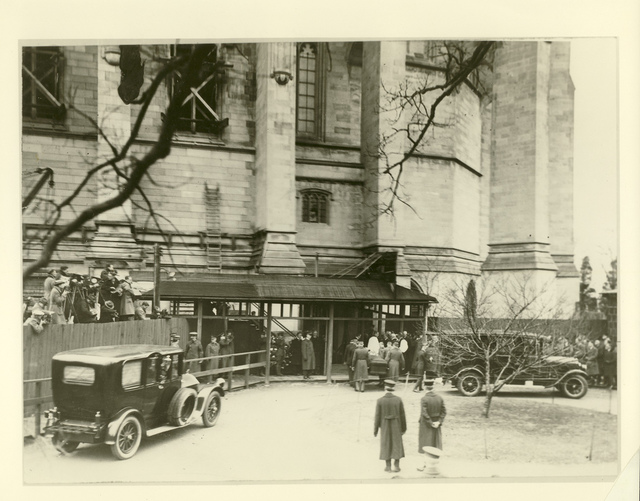 President Wilson's Funeral Procession