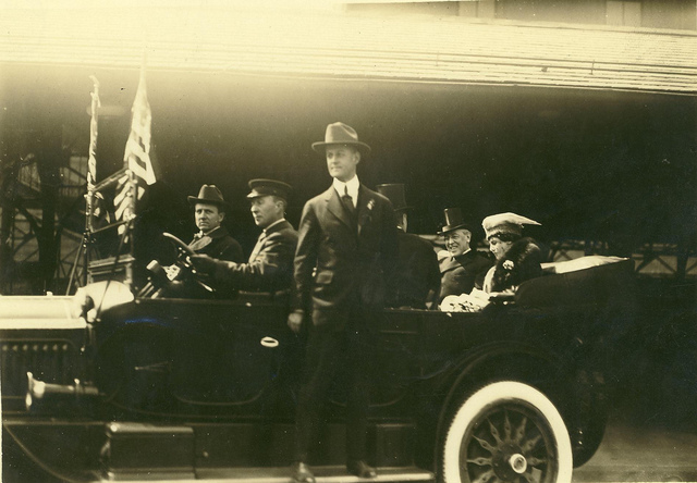 Woodrow Wilson's Second Term