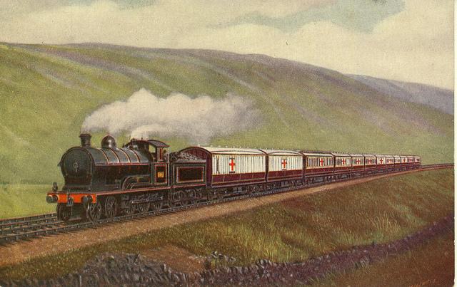 Ambulence Train