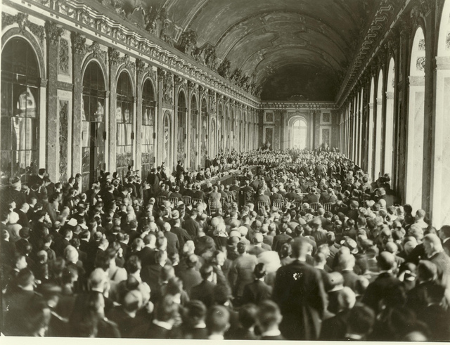 Interior of Versailles