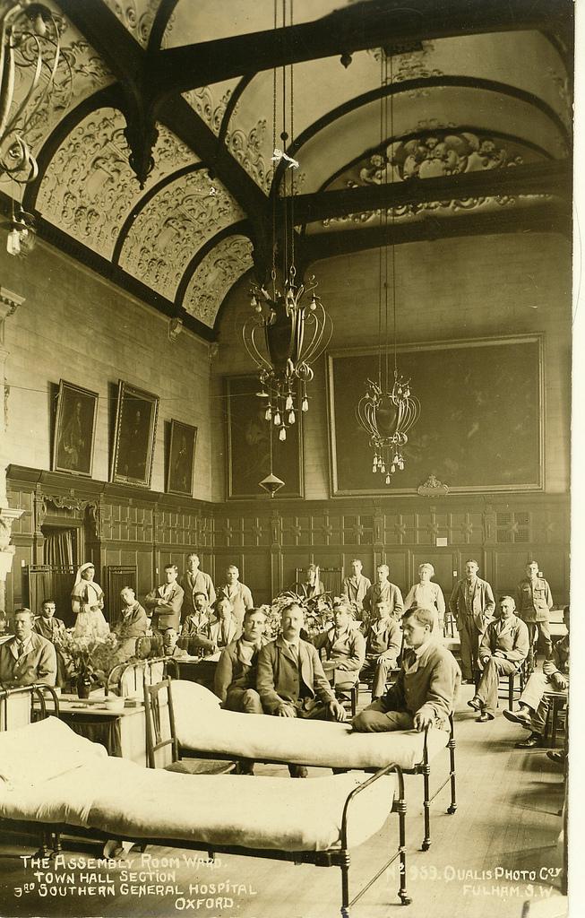 Assembly Room Ward