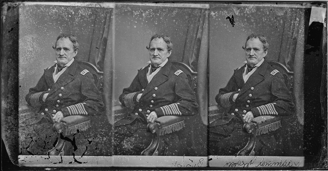 Admiral Francis H. Gregory