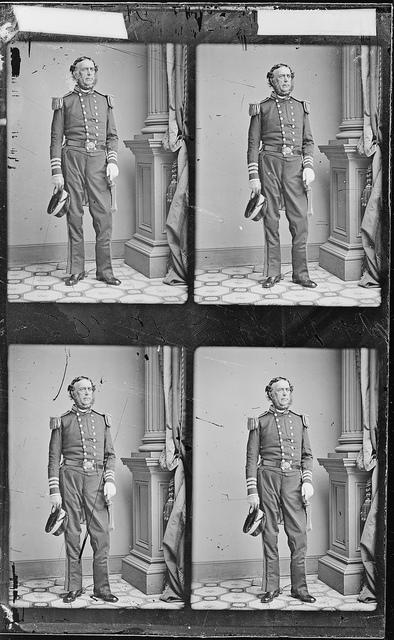 Admiral Samuel F. Dupont
