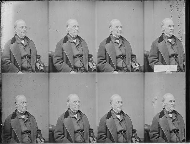Admiral William B. Shubrick