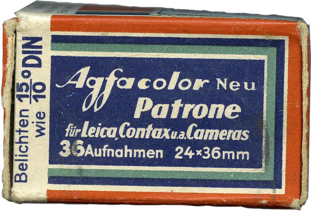 Agfacolor neu