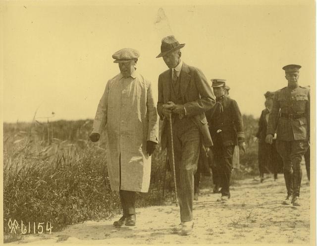 Nieuport, Belgium Battlefield