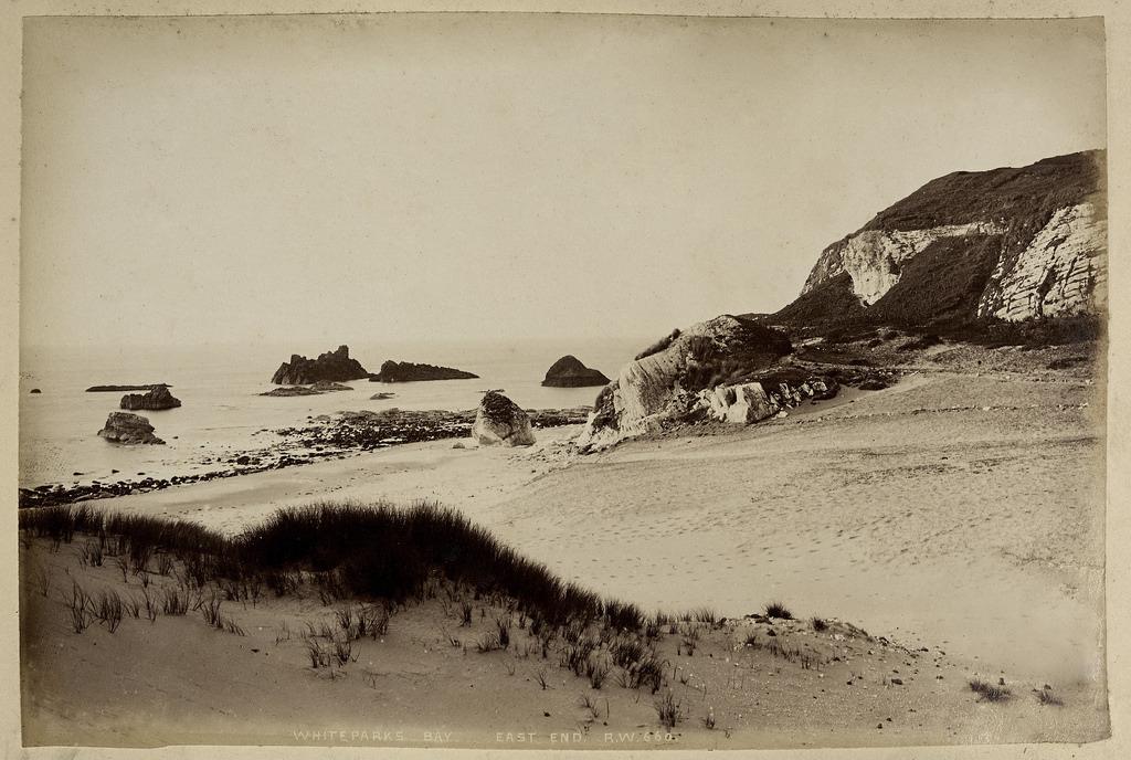 East End of WhiteParks Bay, North Antrim Coast