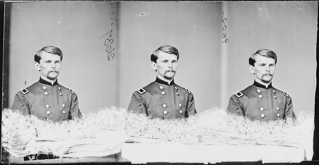Gen. Emory Upton