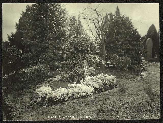 Grave of Martha Welch