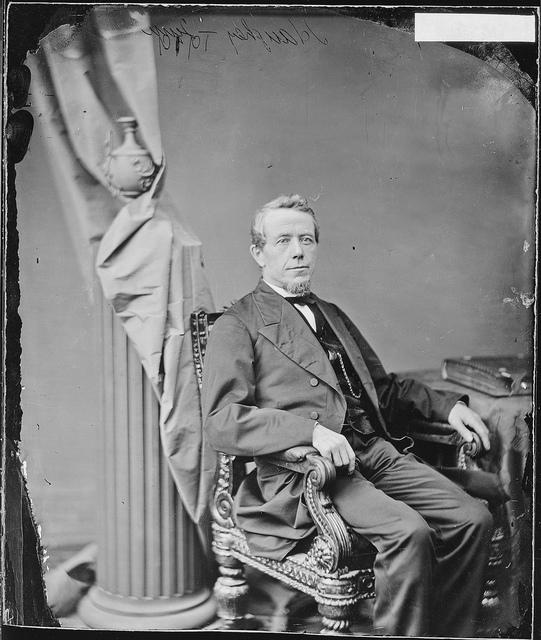 Hon. Thomas Haughey, Ala. Surgeon, U.S. Army
