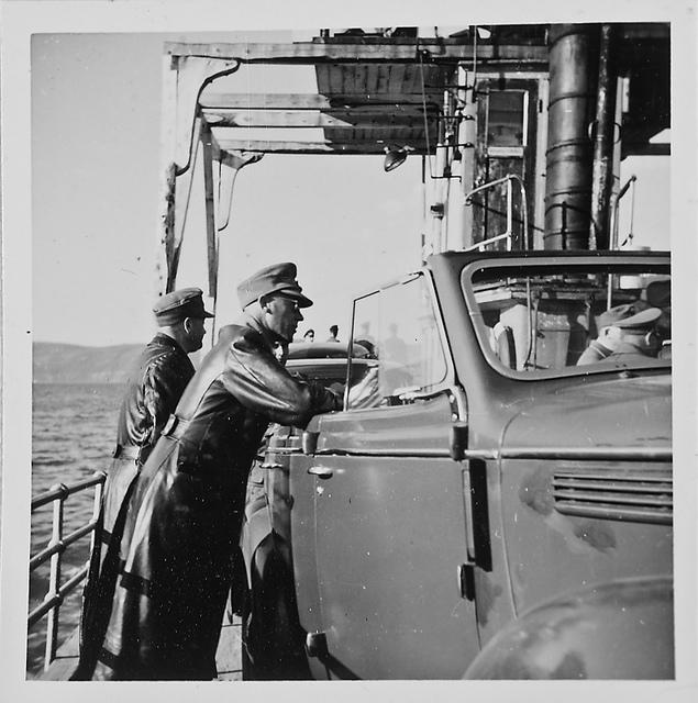 Schnappschüsse (Während der Überfahrt, Fähre zwischen Bodö und Narvik)