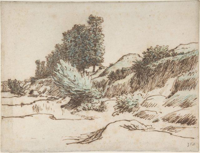 Landscape, Vichy