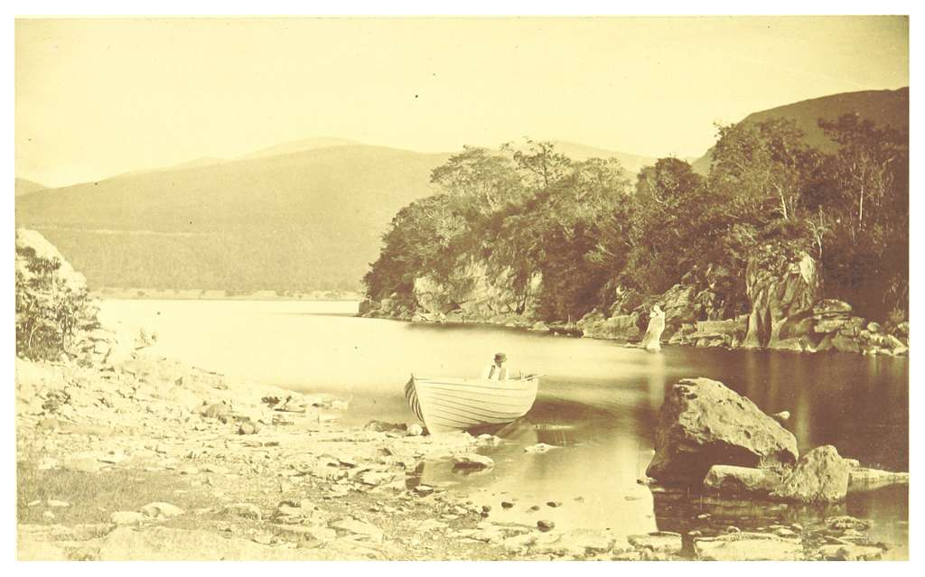 IRELAND(1866) p17 TORE OR MIDDLE LAKE