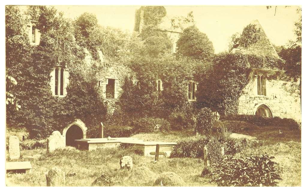 IRELAND(1866) p37 MUCKRESS ABBEY