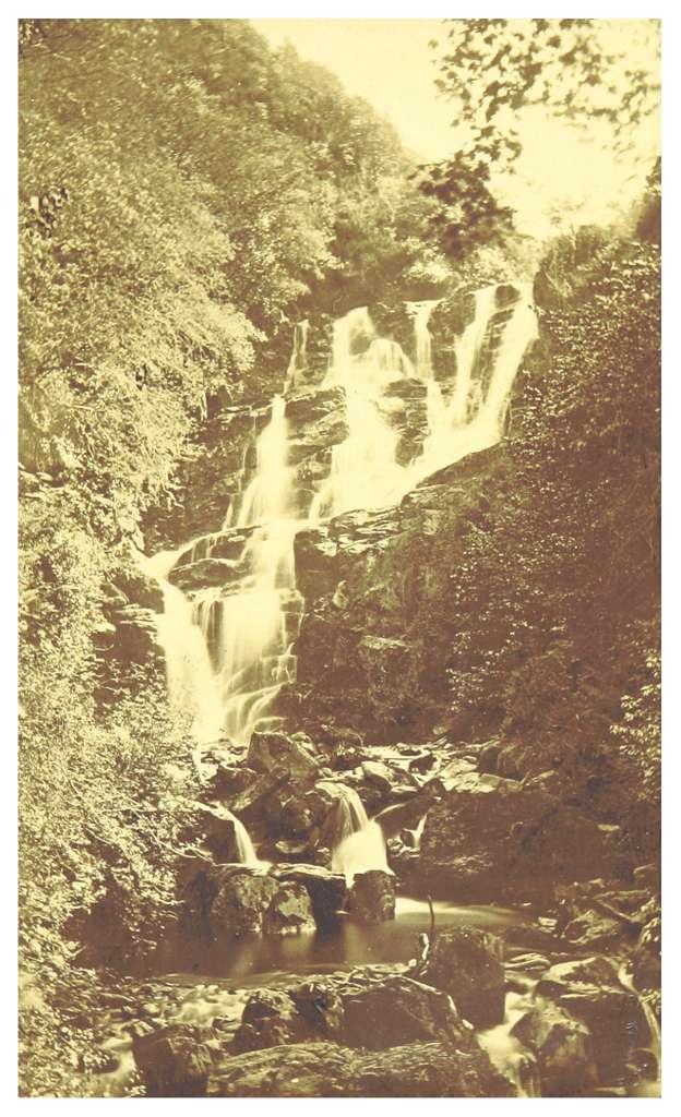 IRELAND(1866) p45 TORE CASCADE