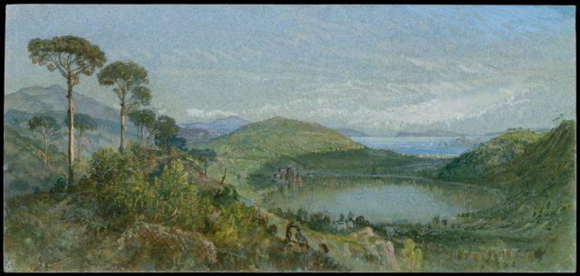 Lago Avernus