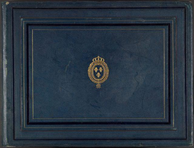 Les Ruines de Paris et de ses Environs 1870-1871: Cent Photographies: Second Volume.  Par A. Liébert, text par Alfred d'Aunay.